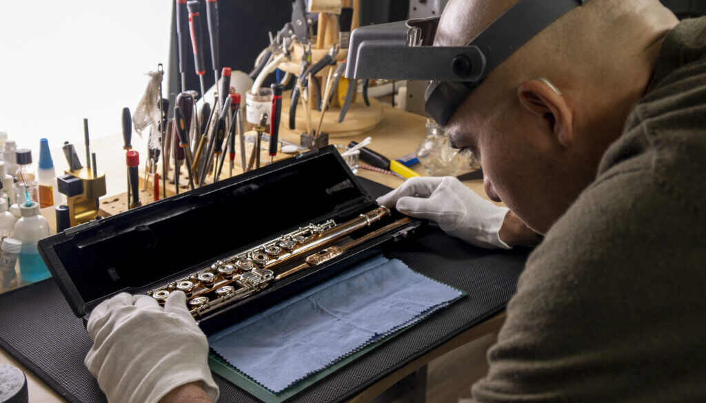 About AG Woodwind Repair Service